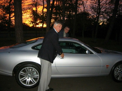 Nice car, dad