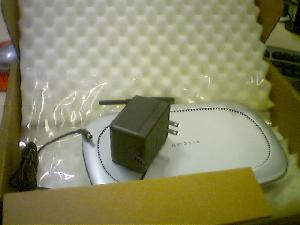 Netgear have finally sent a new router for the Jolly Judge. Will be installed early this week!